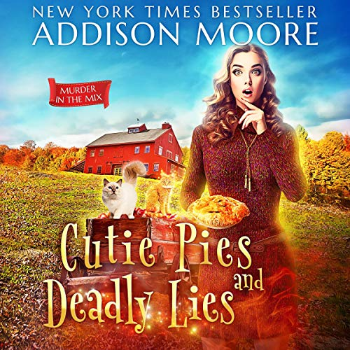 Cutie Pies and Deadly Lies audiobook cover art