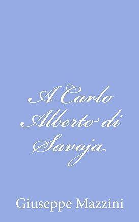 A Carlo Alberto di Savoja
