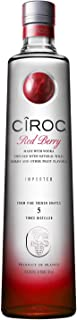CÎROC Red Berry Ultra-Premium Vodka 1 x 0.7 l