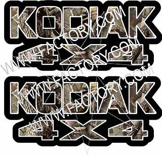 Yamaha Kodiak Graphics 4x4 Camo