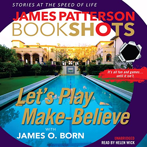 Let's Play Make-Believe audiobook cover art
