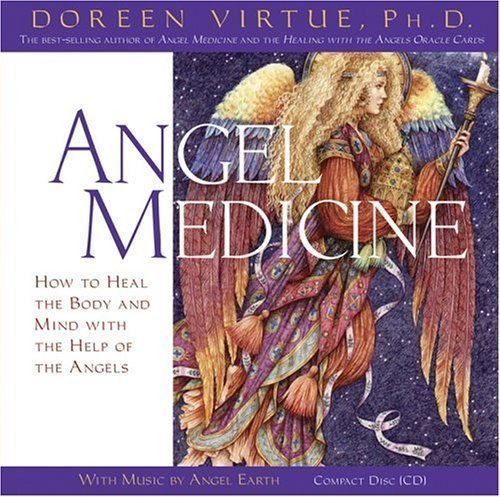 Angel Medicine: A Healing Meditation Cd by Doreen Virtue (Sep 15 2004)