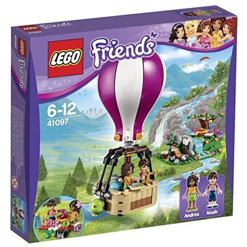 LEGO Friends 41097 - Heartlake La Mongolfiera