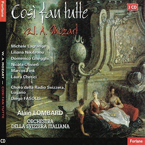 Orchestra Della Svizzera Italiana & Alain Lombard