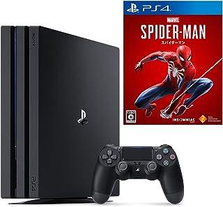 PlayStation 4 Pro ジェット・ブラック 1TB + Marvel's Spider-Man セット