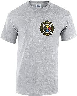 Pittsburgh Fire 37 Engine Hazmat Company T-Shirt