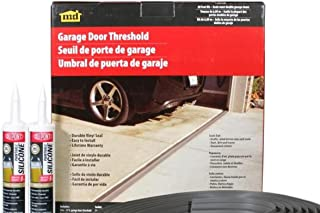M-D Building Products 50101 Weather-Strip Garage Dr 20Ft Bl
