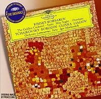 Rimsky-Korsakov: The Golden Cockerel Suite; Overture May Day (Tchaikovsky, Borodin, Glinka, Liadov) (2012-09-25)
