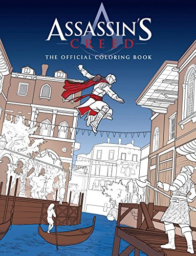 Price comparison product image Assassin's Creed: The Official Coloring Book