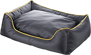 UFBemo Orthopedic Large Dog Bed Lounge Sofa Removable Cover 100% Waterproof