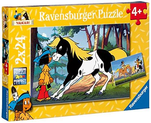 Ravensburger Kinderpuzzle 08869 - Yakari und