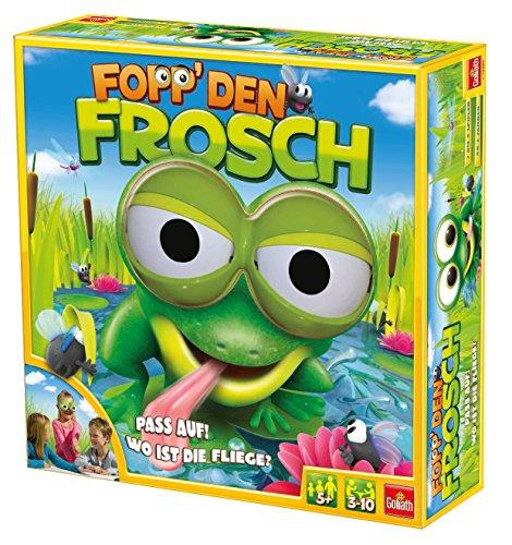 Goliath 70390 - Fopp den Frosch Spiel