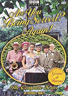 Are You Being Served? Again! : The Complete Series [Import] (B0002F6BT2) | Amazon price tracker / tracking, Amazon price history charts, Amazon price watches, Amazon price drop alerts