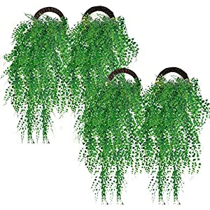 Outgeek Artificial Hanging Plants - for Home Garden for Sale