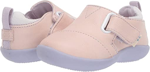 Petal Pink Nubuck Synthetic