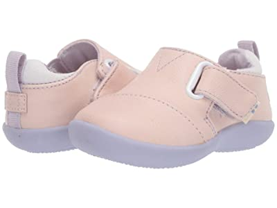 TOMS Kids Whiley (Infant/Toddler) (Petal Pink Nubuck Synthetic) Kid