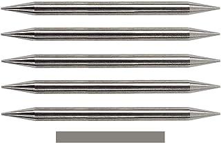 "Pre-Ground TIG Tungsten Sharpened Electrodes Grey 2% Ceriated 5-Pack (1/16"" x 1.5"")"