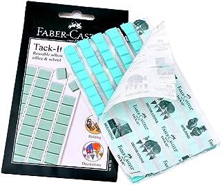 zroven Lady Reusable Adhesive Clay Blue Tack Strip Multi-Purpose Adhesive Glue DIY Nail Art Sticky Plasticine Non Stick Ha...