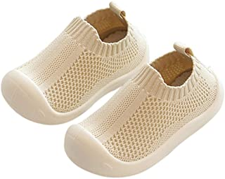 DEBAIJIA Scarpe per Bambini 1-5T Baby TPR Materiale Suola Morbida Mesh Traspirante Sneaker Leggera Antiscivolo Ragazzi Rag...