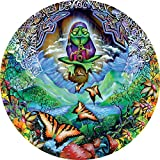 TIRE COVER CENTRAL Musical Frog & Butterfly Spare Tire Cover (Select tire Size/Back up Camera Option in menu) Custom Sizes for Any Make modelfor 255/70R18