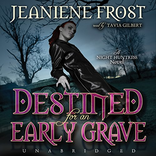 Couverture de Destined for an Early Grave