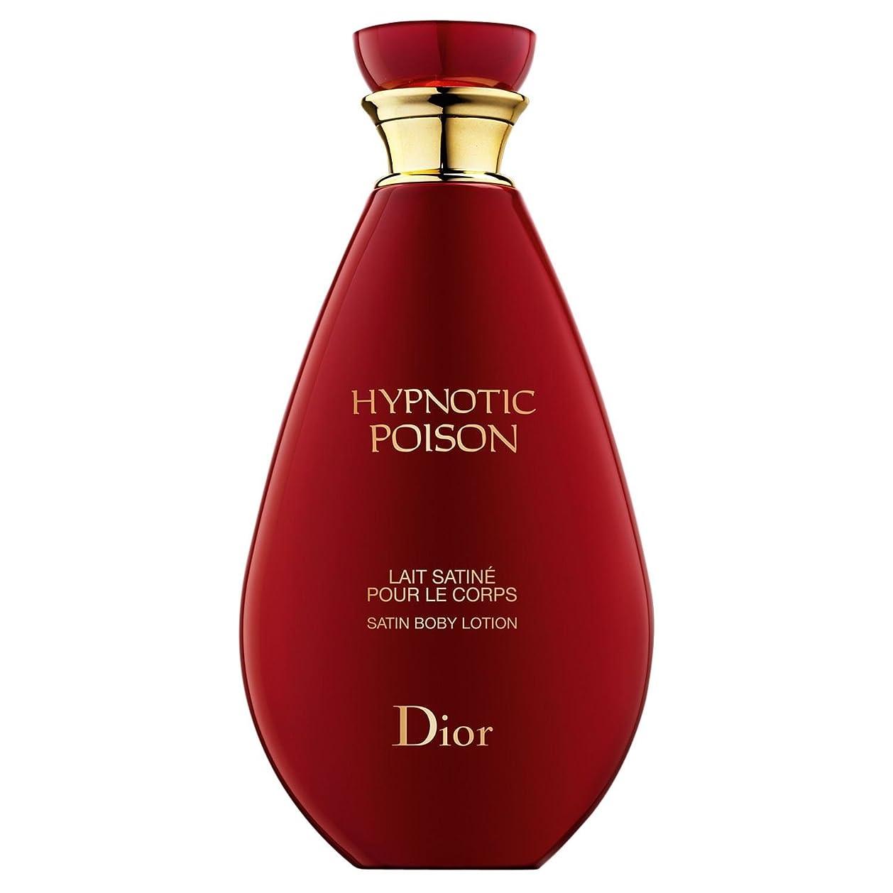 インテリア地雷原位置づける[Dior ] ディオール催眠毒ボディローション200Ml - Dior Hypnotic Poison Body Lotion 200ml [並行輸入品]