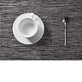 LHXDZC Tovagliette Tovagliette da Tavolo semplici Tovagliette da Pranzo quadrate Lavabili Resistenti al Calore di Alta qualità per Decorazioni da tavola Natalizie-G_8 Pezzi