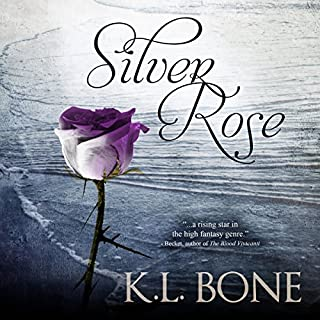 Silver Rose audiobook cover art