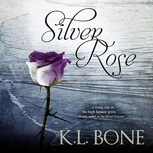 Silver Rose audiobook cover art