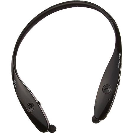 LG Electronics Tone Infinim HBS-900 Bluetooth Wireless Stereo Headset- Retail Packaging - Black