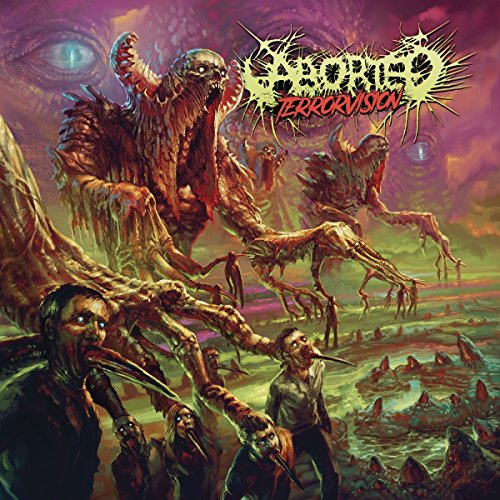 Aborted: TerrorVision (Ltd. CD Box Set) (Audio CD (Limited Edition))