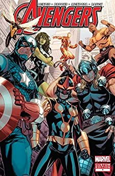 Avengers: Heroes Welcome #1 by [Brian Michael Bendis, Mark Brooks]