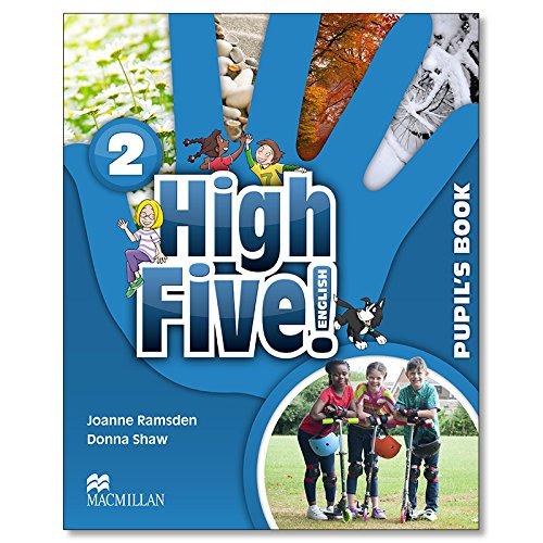 HIGH FIVE! 2 Pb Pk - 9780230464018