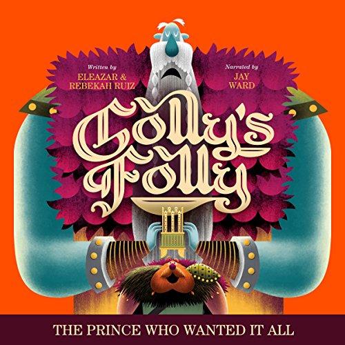 Golly's Folly audiobook cover art