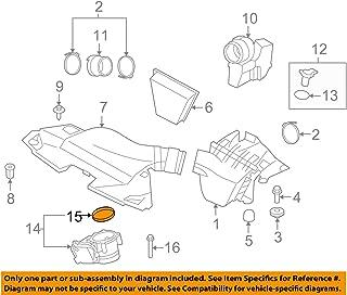 BMW 13-54-7-522-361 PREFORMED SEAL
