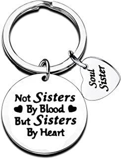 Sister Gifts From Sister Birthday Gifts Keychain Gifts For Sister Women Girls Gifts Gifts Best Friends Friendship Gifts