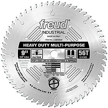 Freud 9' x 56T Heavy Duty Multi-Purpose Blade (LU82M009)