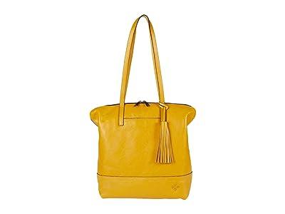 Patricia Nash Rochelle Satchel (Rattan) Bags