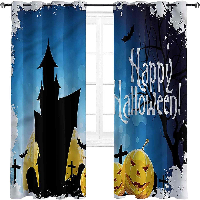 Ranking TOP13 Halloween Room Darkened Insulation Curtain Ancie online shop Grommet Gothic