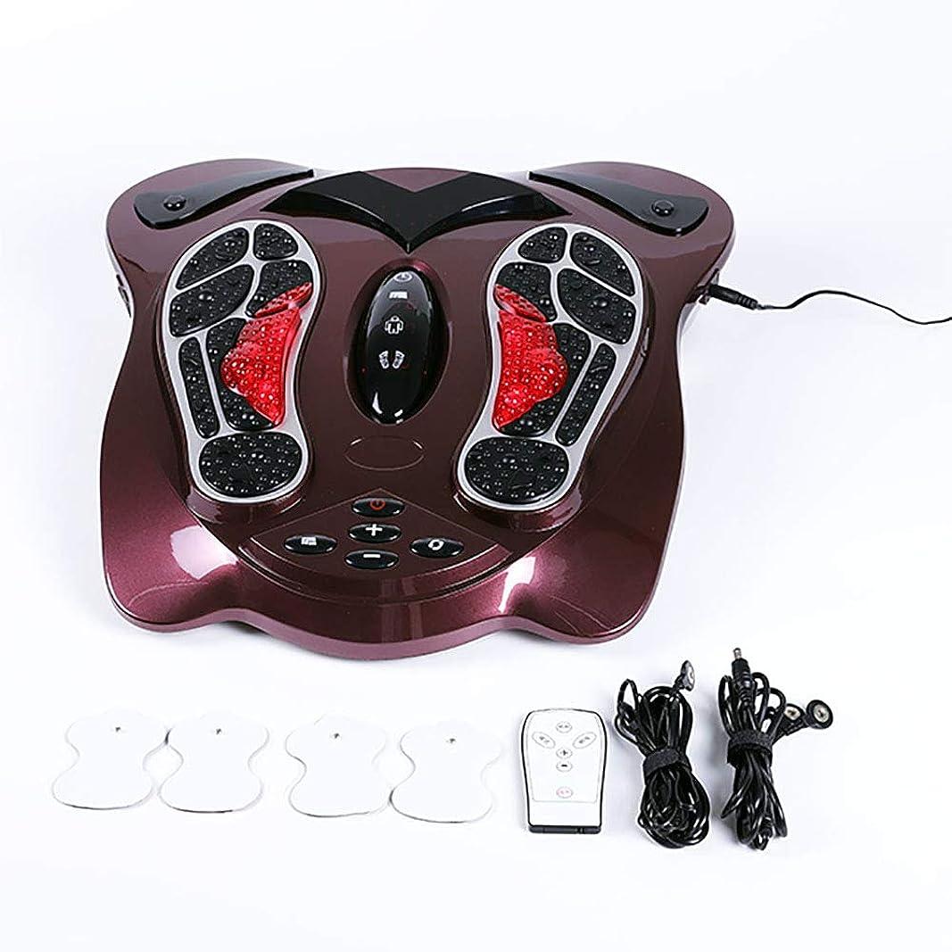 絞る複雑選挙足マッサージ機EMS電気筋肉刺激装置電気マッサージ療法リラックス治療装置用ふくらはぎ脚血循環と足底筋膜炎