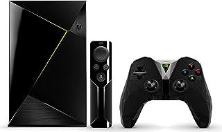 Nvidia Shield TV Pro - Android TV Gaming + Controller (resolución 4K HDR, Memoria Interna de 500 GB, 3 GB de RAM, Android ...