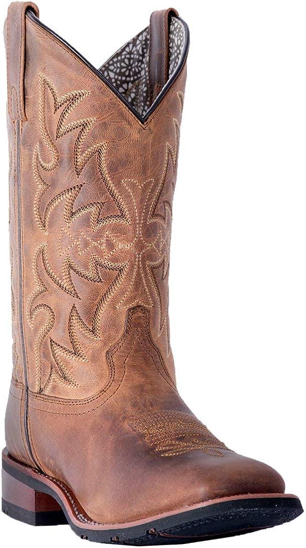 Larödo Woherrar Anita Cowgirl Boot Square Toe - 5602