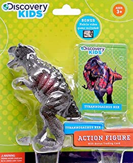 """Discovery Kids Tyrannosaurus Rex Action Figure by """"Discovery Communications, LLC"""""""