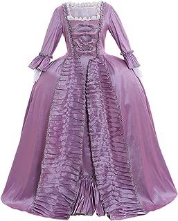 marie antoinette costume dress