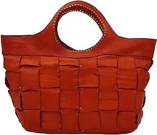 Campomaggi Shopper Tasche Leder 34 cm
