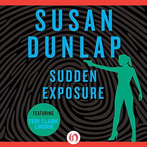 Sudden Exposure audiobook cover art
