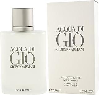 Acqua Di Gio Pour Homme by Giorgio Armani Eau de Toilette Spray 200ml