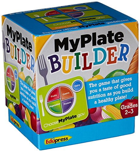 Edupress MyPlate Builder Game (EP60272)