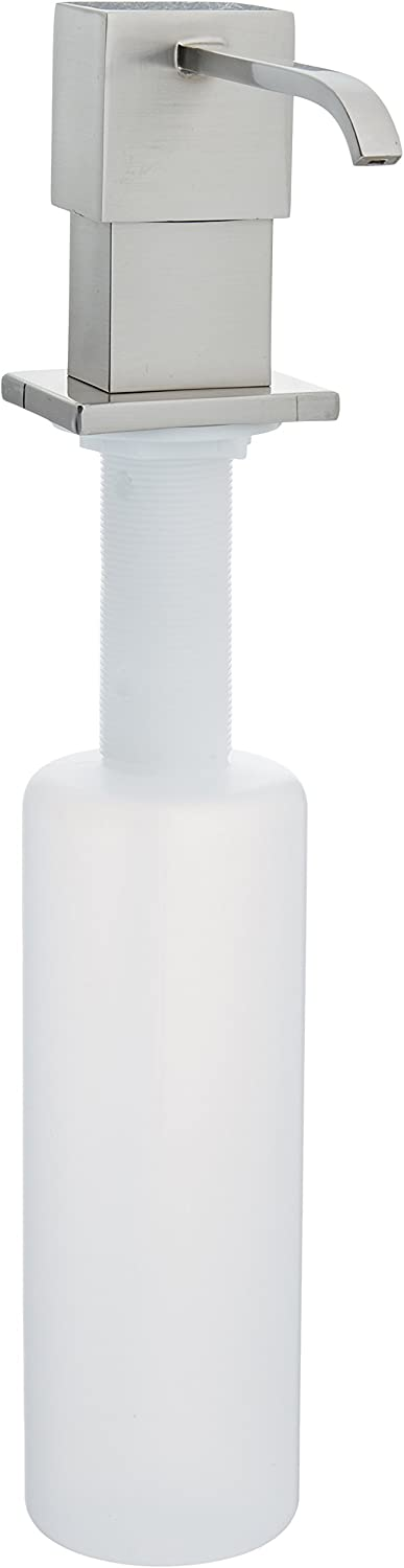 Bombing free shipping Gerber D495944SS Large-scale sale Soap and Lotion Dispenser Steel Stainless