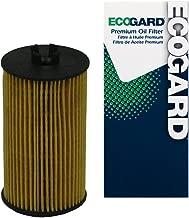 ECOGARD X5839 Premium Cartridge Engine Oil Filter for Conventional Oil Fits Buick Encore 1.4L 2013-2020, Cascada 1.6L 2016-2019   Chevrolet Cruze 1.4L 2011-2016, Sonic 1.8L 2012-2018